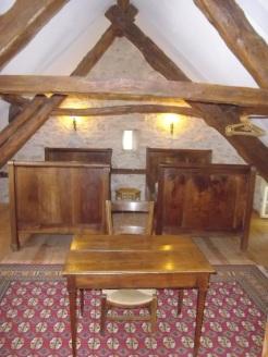 Chambre twin 1er étage