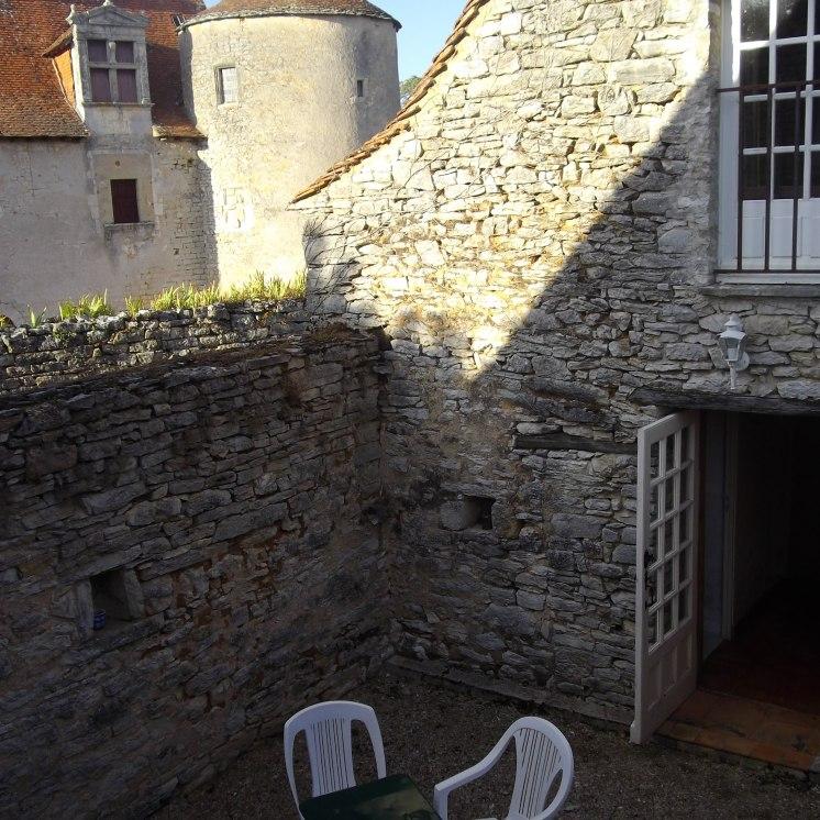 Cour du Fournil