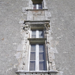 Fenêtre ornée